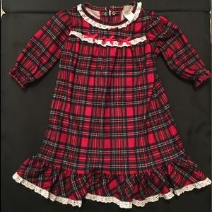 Other - Baby girl 18 months Christmas pajamas/Night gown